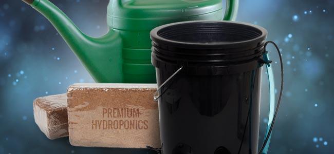 Cómo Utilizar La Fibra De Coco En Un Cultivo Hidropónico