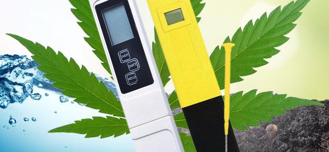 Cómo Medir El pH Y La EC