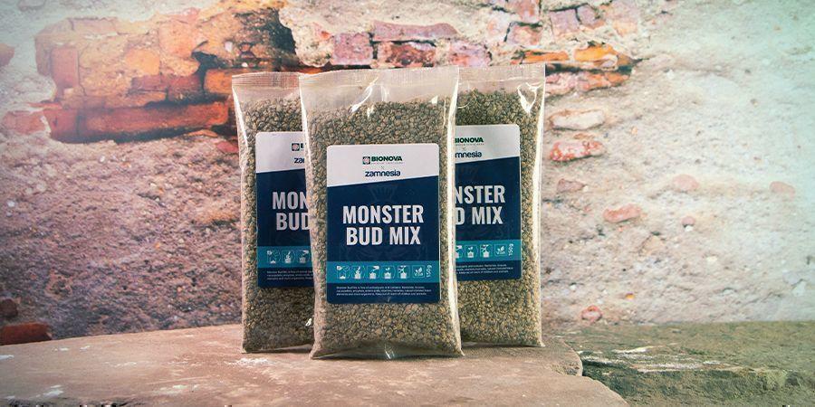 Monster Bud Mix - Fertilizante Ecológico