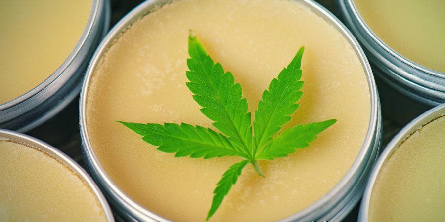 Prepara productos tópicos de marihuana caseros