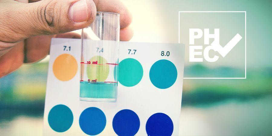 Valores Idóneos De pH Y EC