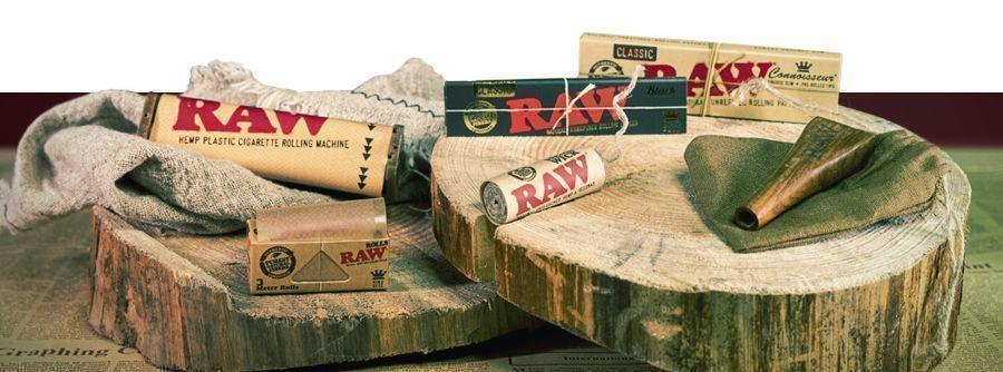 Información Sobre Los Productos Para Fumar RAW