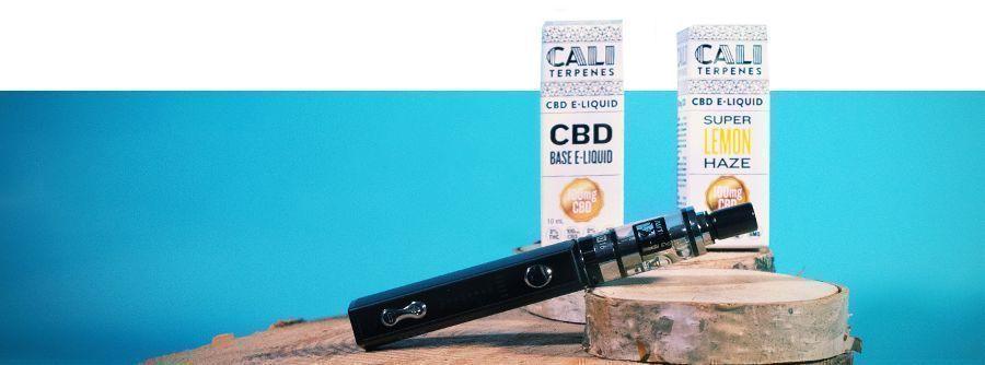 E-liquid De CBD