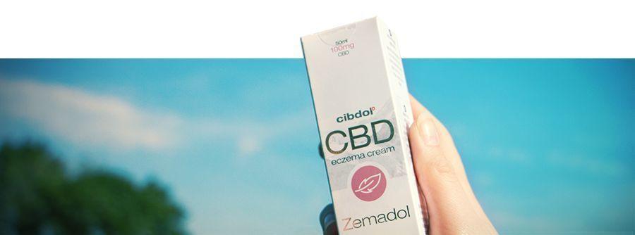 Información sobre cosméticos con CBD