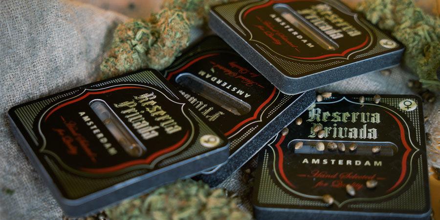 3 Mejores Variedades Marihuana Reserva Privada