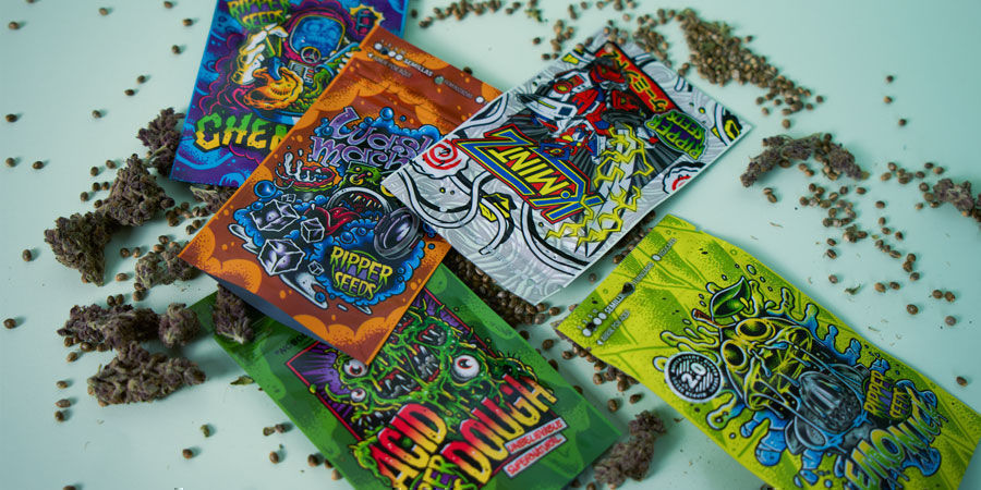 Paquetes Ripper Seeds