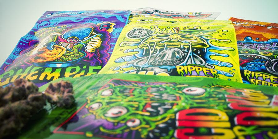 3 Mejores Variedades Marihuana Ripper Seeds