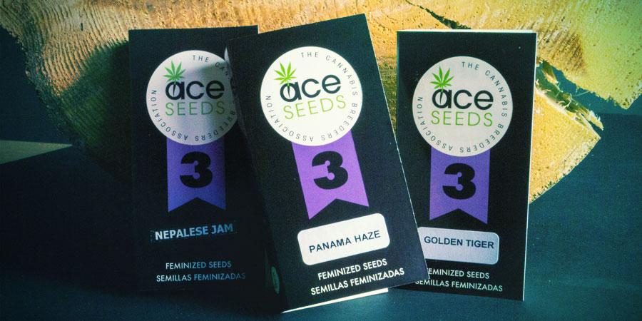 Empaquetado de A.C.E. Seeds
