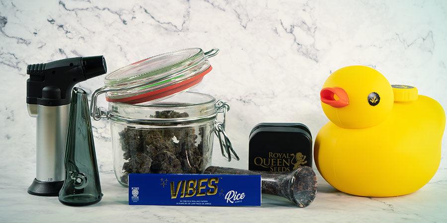 ¿Cuáles Son Los Mejores Accesorios Para Fumar Marihuana?