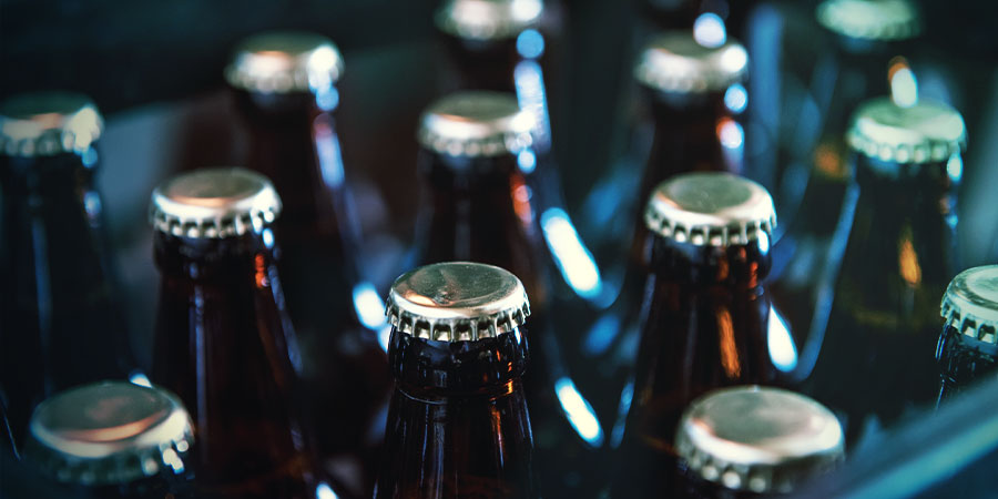 Embotellada de cerveza