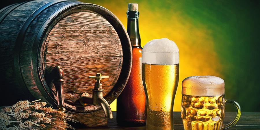Extractos de malta de cerveza