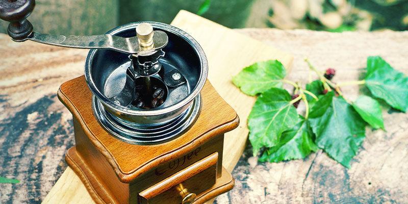 Triturar Hierba Sin Un Grinder: Con Un Molinillo De Café