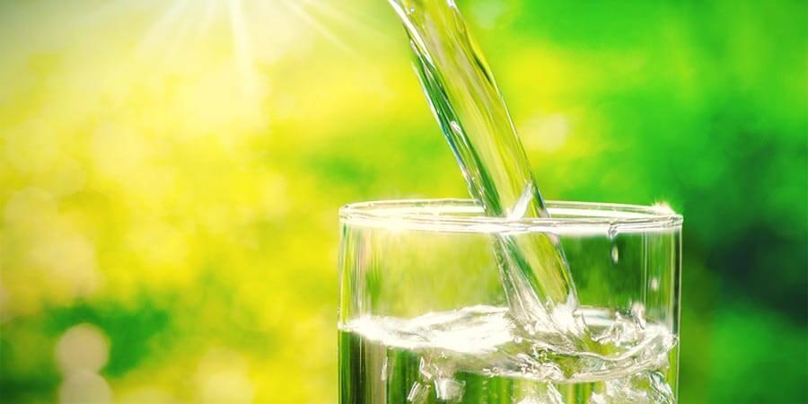 Agua - Permanece hidratado