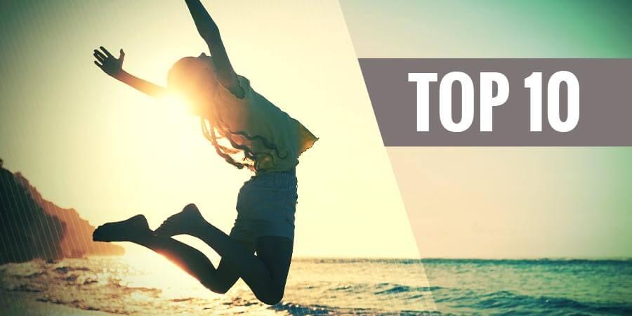 Top 10 de Maneras Naturales para Mantenerse Fuerte