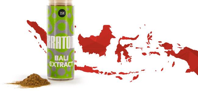 Extracto De Kratom Bali 15x