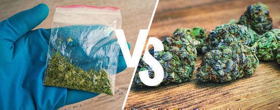 Cannabinoides Sintéticos Vs. Naturales: ¿En Qué Se Diferencian?