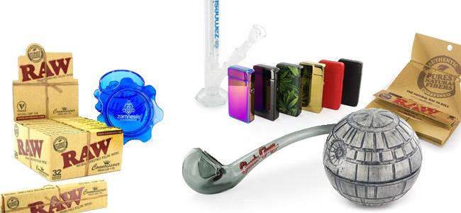 productos de headshop zamnesia