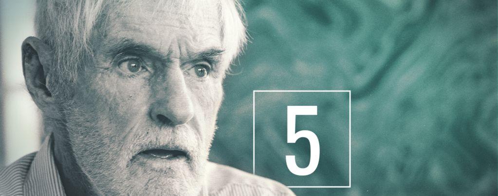 Los 5 Niveles De Experiencia Psicodélica De Timothy Leary