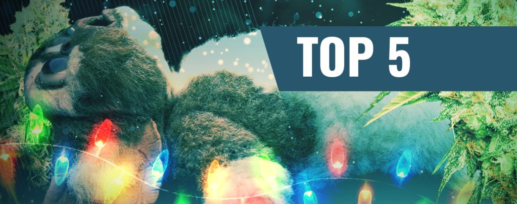 Top 5 mejores películas de navidad para fumetas 2016