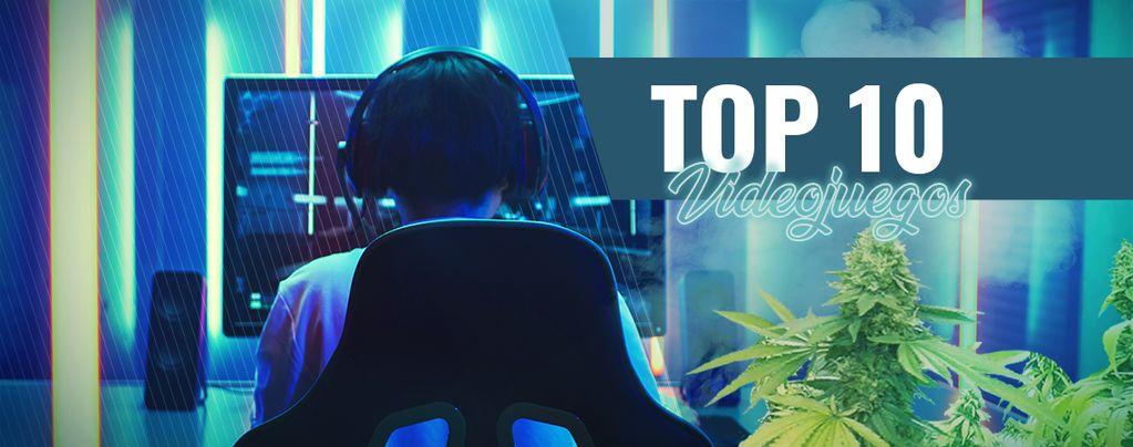 Top 10 De Videojuegos Para Jugar Colocado