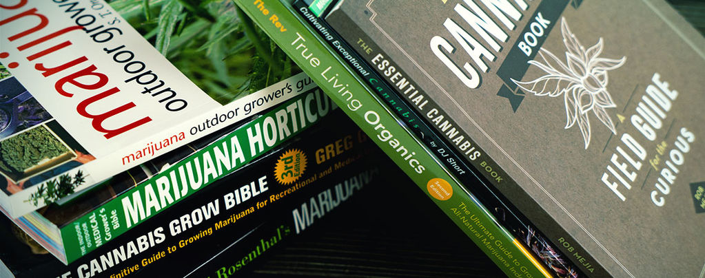 Libros Sobre Cultivo De Marihuana