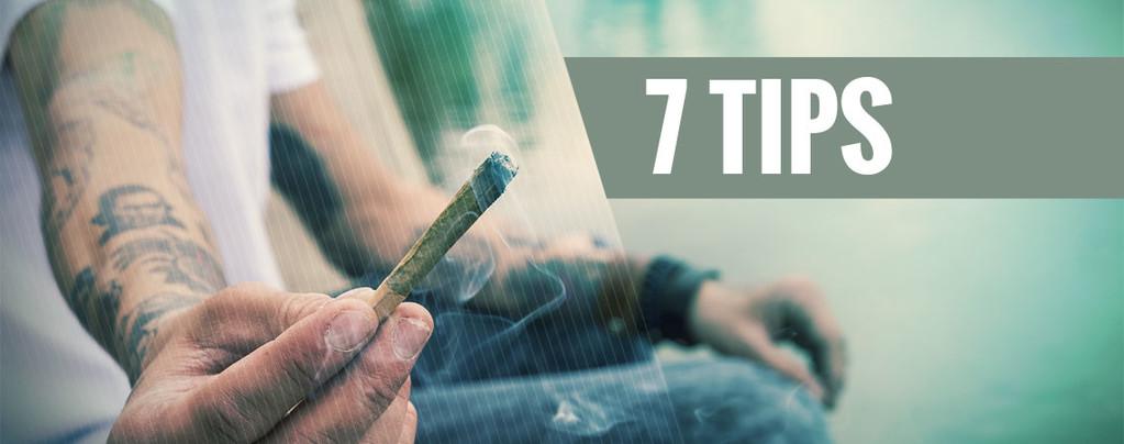 fumadores de marhuana amsterdam