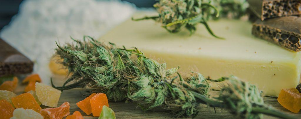 Comida de Marihuana