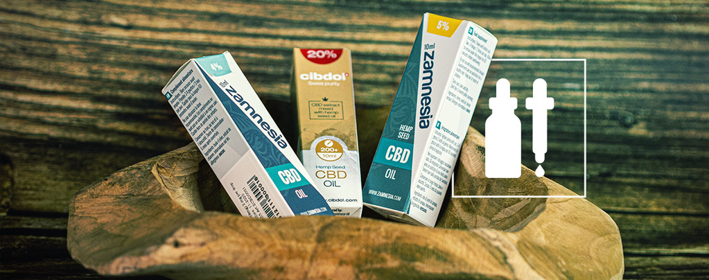 Aceite De CBD Y El Aceite De Cáñamo