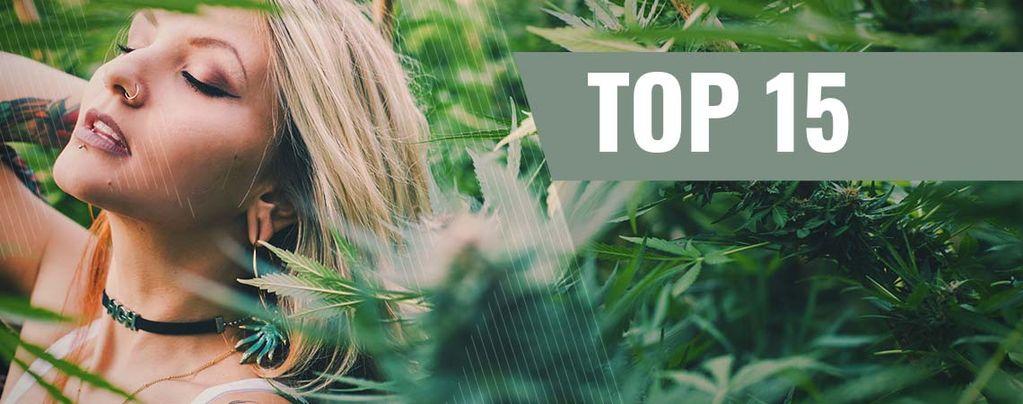 Las 10 Mejores Chicas Cannábicas De Instagram