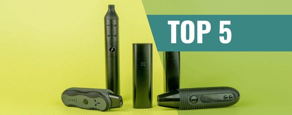 Los 5 Mejores Vaporizadores Para Un Uso Discreto