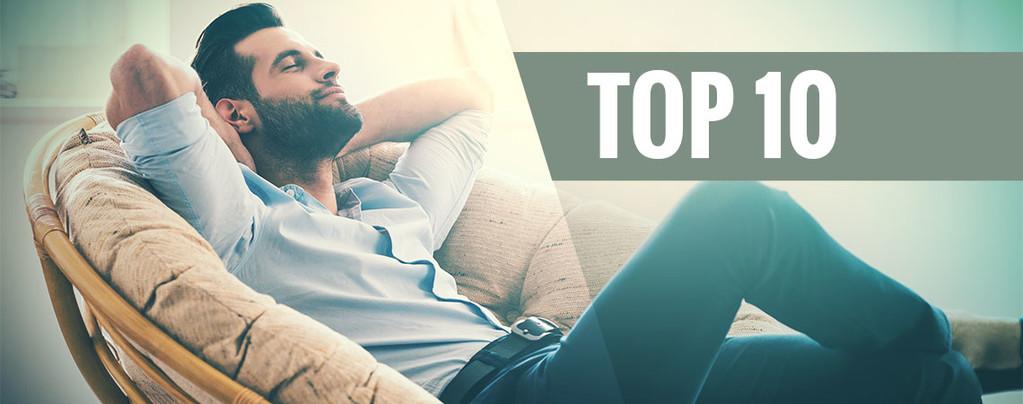 Top 10 De Cepas De Marihuana Para Relajarse
