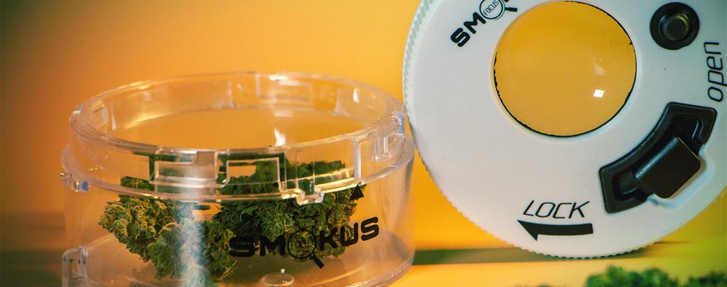 Almacena Tu Cannabis Como Un Pro Con Smokus Focus