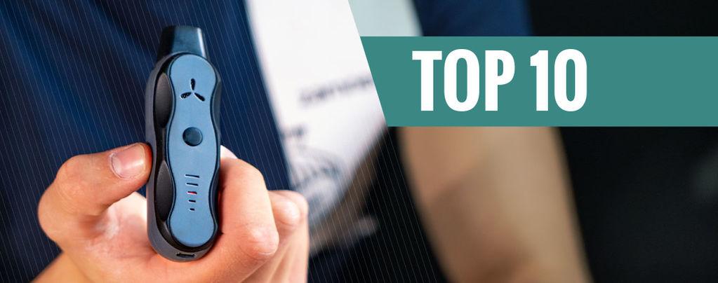 Nuestras 10 mejores vaporizadores