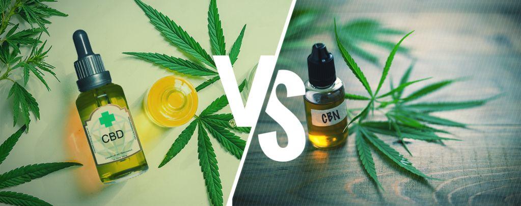 CBD Y CBN: ¿En Qué Se Diferencian?