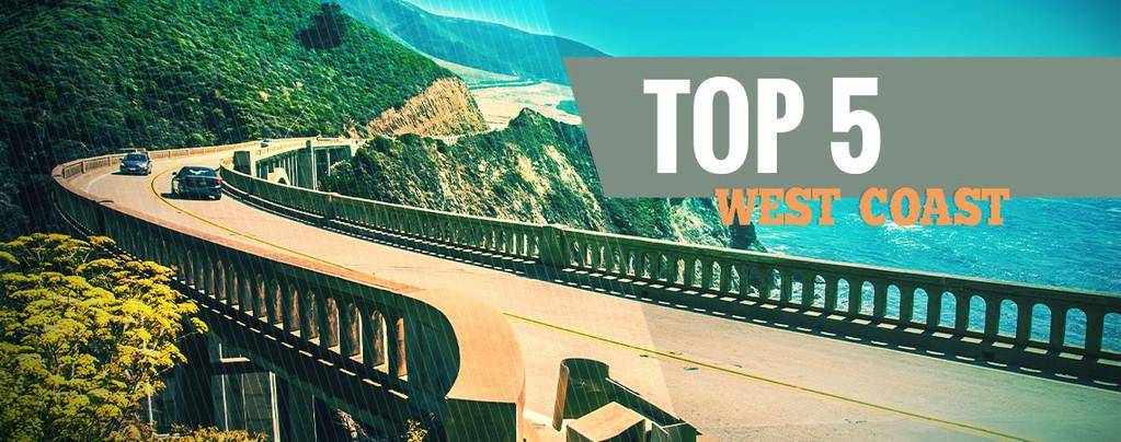 Top 5 de Cepas de Cannabis de la Costa Oeste