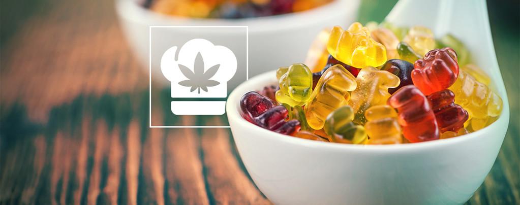 Caramelos de Cannabis: Cómo Hacer Ositos de Gominola de Cannabis