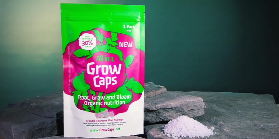 Grow Caps (Fertilización Completa)