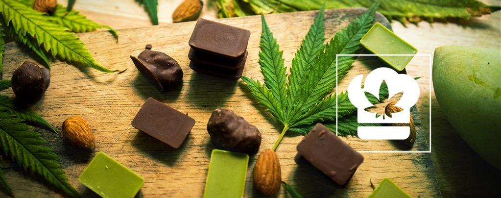 Chocolate de Cannabis