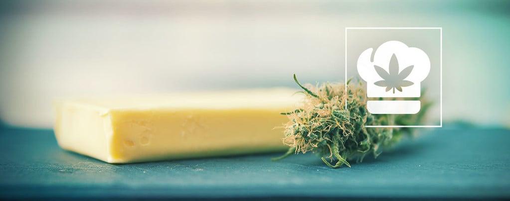 Receta de Mantequilla de Cannabis