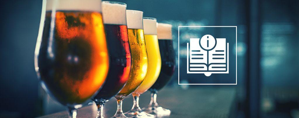 Guía Rápida De Los Diferentes Tipos De Cerveza