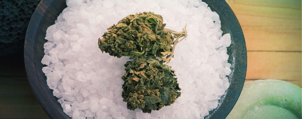 ¿Qué Ventajas Ofrece La Sal De Epsom Para El Cultivo De Cannabis?