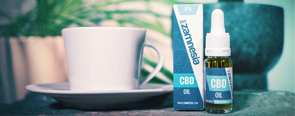 Cómo Combinar Aceite De CBD Y Café