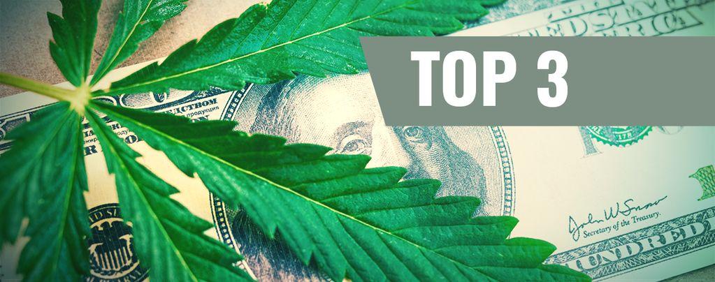 Las 3 Variedades De Marihuana Más Caras