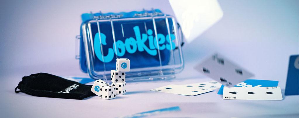 Cookies Marca Cannábica