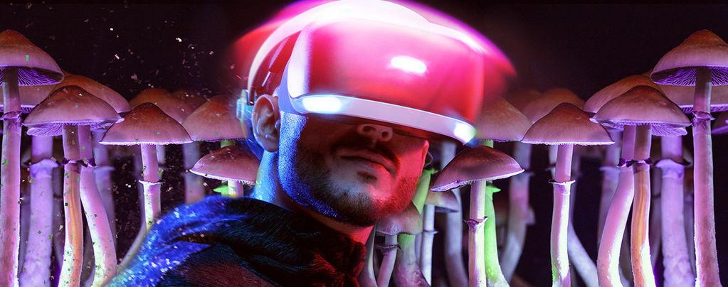 Psicodélicos Y La Realidad Virtual