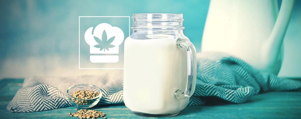 Leche De Cannabis