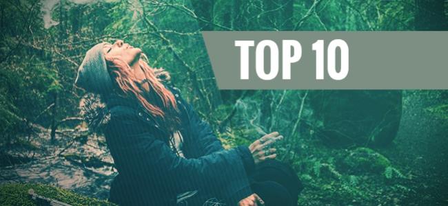 Top 10 de Cosas para Hacer Cuando Estás Colocado