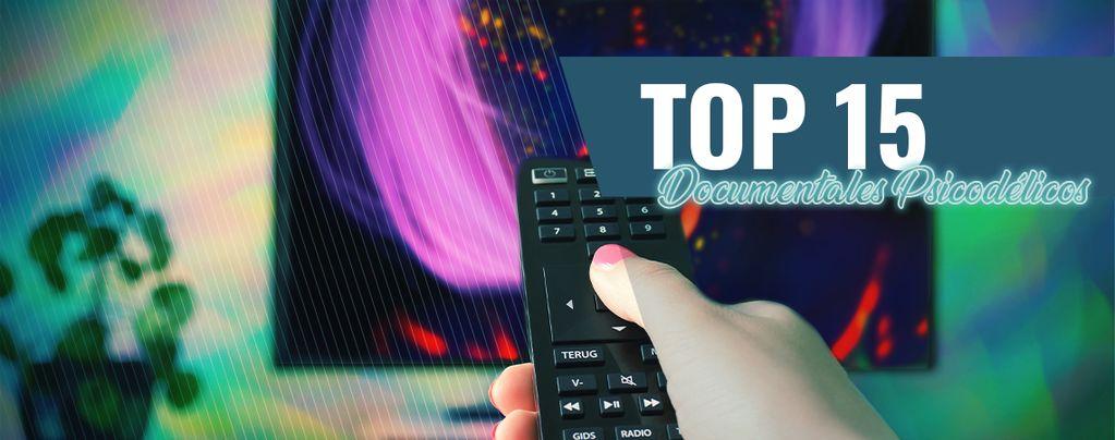 Top 15 De Documentales Psicodélicos