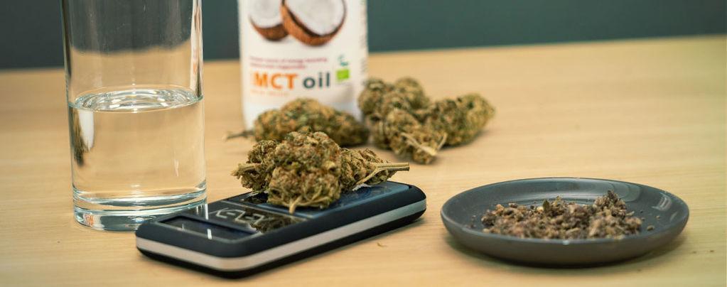 Aceite De Coco De Cannabis