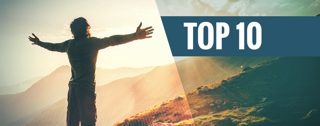 Los 10 Mejores Lugares Para Alucinar